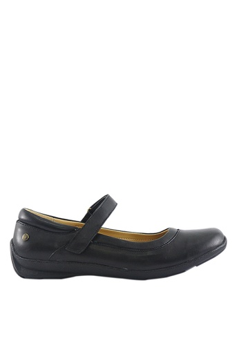 Hush Puppies black Alexandra Jules Casual Shoes HU326SH0J3WQPH_1