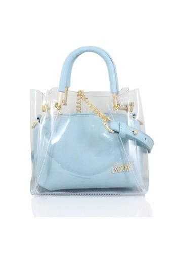 GOSH blue Amaryllis-313 Chiaro Hand Bag 04ED4ACBDE5B50GS 1 81679a3a22