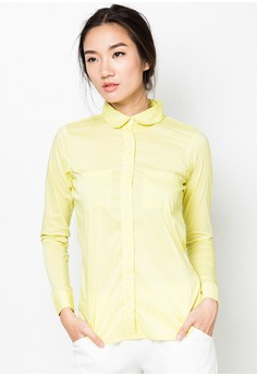 Tin Long Sleeves Top
