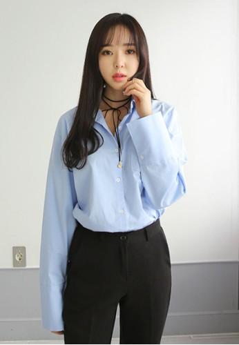溫和純棉襯衫, 服飾,esprit tw 襯衫
