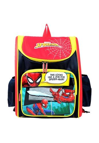 MARVEL navy Marvel Avengers VAE2046 16 inch Spiderman EVA School Bag 47DA7KC8CE63FFGS_1
