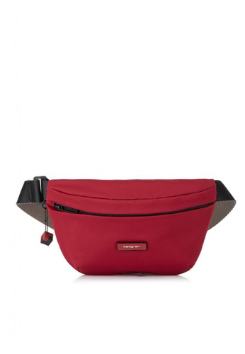 Hedgren red Halo Bag 9EEC1AC24FC57AGS_1