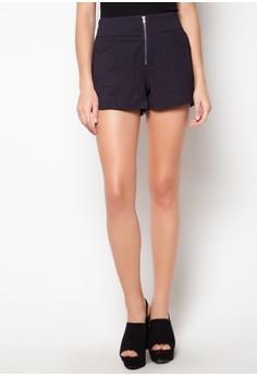 Zipper Shorts