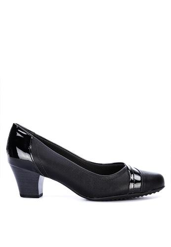 Piccadilly black Comfort Pumps A5B7BSHA96562DGS_1