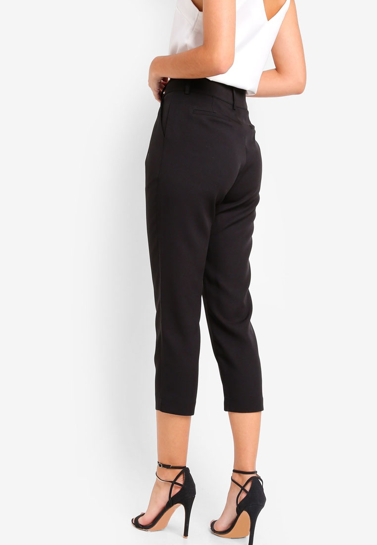 Black Trousers Tailored Trousers Trousers ZALORA Tailored Black Black ZALORA Tailored ZALORA ZALORA Black Trousers Tailored F6qqng