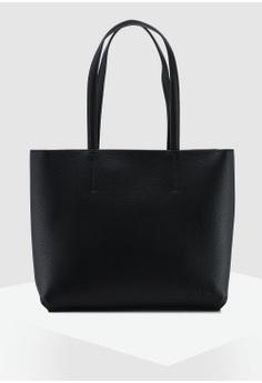 cddfc246c0f69 Calvin Klein black Zipper Tote 29 Bag - Calvin Klein Accessories  59112AC366C97CGS 1