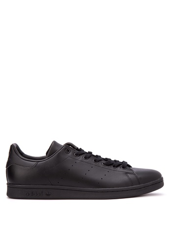 adidas black adidas originals stan smith AD372SH70WRTMY_1