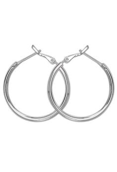 Polish Loop Earring