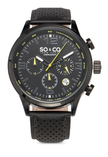 SO&CO black Monticello 5279 Watch F0992AC2B8CE04GS_1