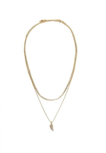 Parfois gold Hoop Fever Necklace Set BEEF0ACBBB9CF8GS_1
