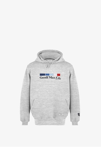 Geoff Max grey Geoff Max Official - Nelson Misty - Hoodie - Jacket Pria 521E9AA79437C4GS_1