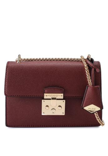 ALDO red Criwiel Shoulder Bag A5A03AC42F85C4GS_1