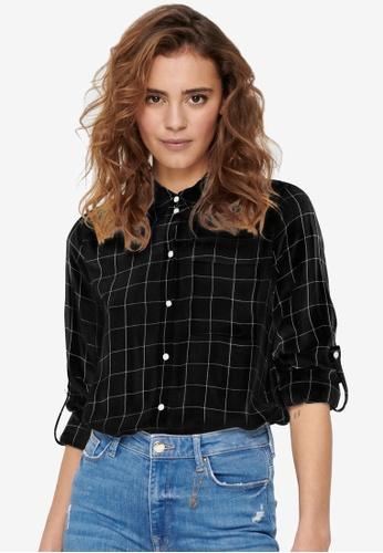 ONLY black Annalie Shirt 68228AA2858F67GS_1