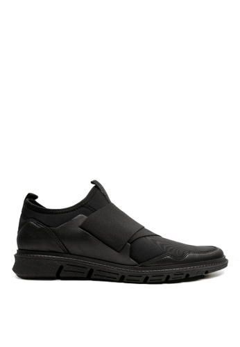 Kenneth Cole New York black DESIGN 10397 - Fashion Slip On Sneaker KE615SH0T19AMY_1