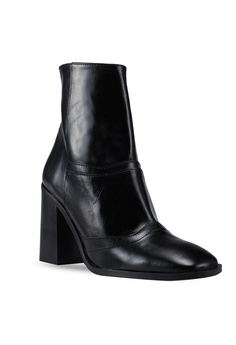 a12c238effe 20% OFF River Island Seam Detail High Boots Php 9