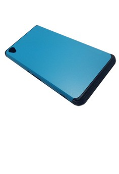 OEM Sleek Shockproof Case for Sony Xperia Z2 (Blue)