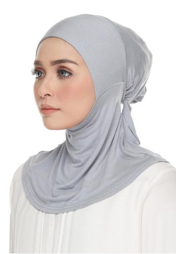 Kaen.co blue Awra Necktie French Blue (Adjustable Inner Neck) 16580AA5AE1E03GS_1