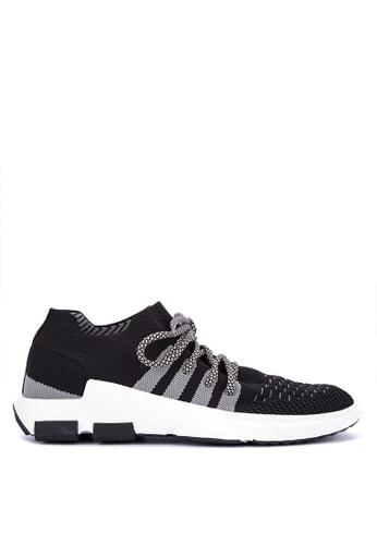 Mendrez black Gian Sneakers ME992SH0KFLAPH_1