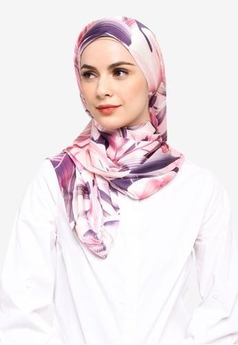 Hijabii 粉紅色 Muscat Shawl in Peach A71F8ACF490290GS_1