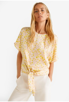 cb7268273f9673 Shop MANGO Blouses for Women Online on ZALORA Philippines