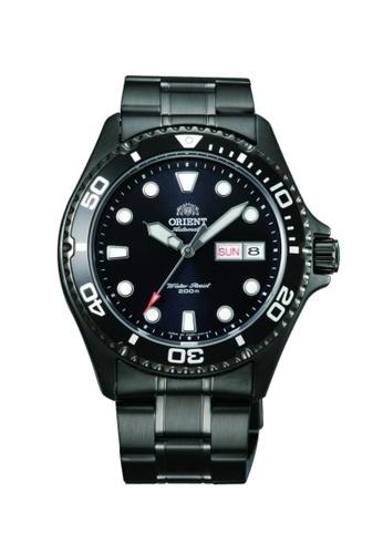 Orient black Orient Watch Ray II ORFAA02003B F554DAC07C2BB8GS_1