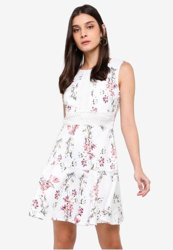Angeleye white Hazel Dress C5B24AA3341FF4GS_1