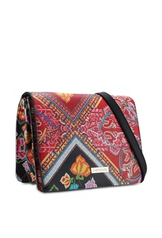 6c0085ad89 Desigual Floral Crossbody Bag S  104.00. Sizes One Size