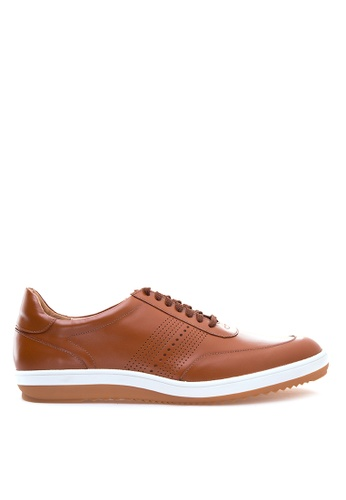 Bristol Shoes brown Stewart Brown Sneaker BR842SH48YRRPH_1