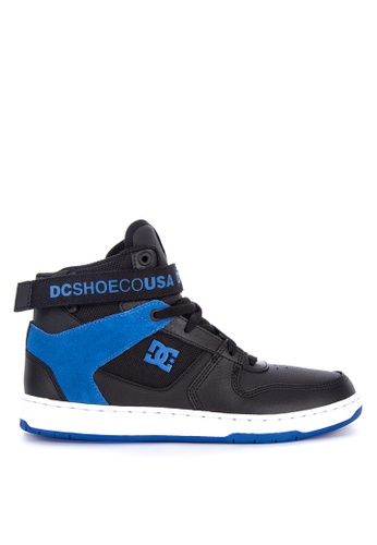 DC black Pensford Sneakers 6879DSH4A567CAGS_1