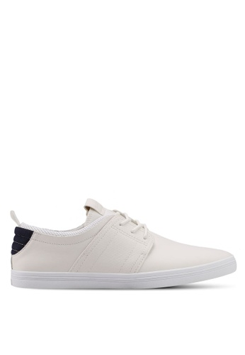 ALDO white Adraysa Sneakers DB02ESH8A0DF03GS_1
