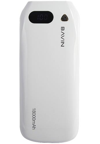 BAVIN white 18000mAh Power Bank CC7EBACC179D56GS_1