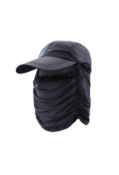 Anti UV Sun Hat With Face Cover