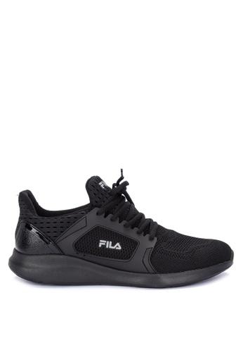Fila black Ranger Lite Running Shoes D2471SH61A02AEGS_1