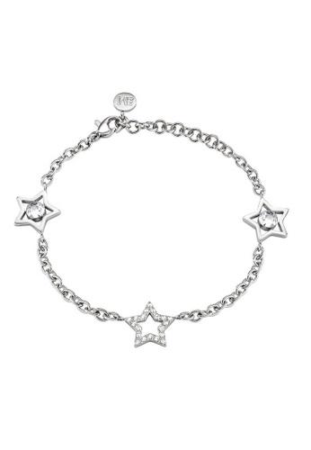 Morellato silver Cosmo Bracelet SAKI06 Steel Crystals 0BD27ACA973511GS_1