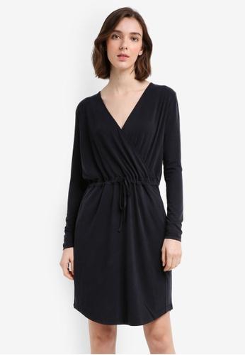 MbyM black Aila Dress FB467AA85FC484GS_1