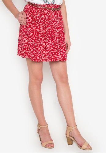 Springfield red Skirts SP071AA98RCJPH_1