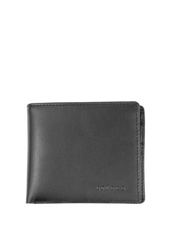 Starke Leather Co black STARKE's Leather Bifold Wallet Lofty Buck Black 99FEFAC24460C7GS_1