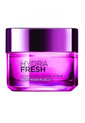 L'Oréal Paris L'Oreal Paris Hydrafresh Night Mask-In Jelly 50ml 06571BE8CE79B6GS_1