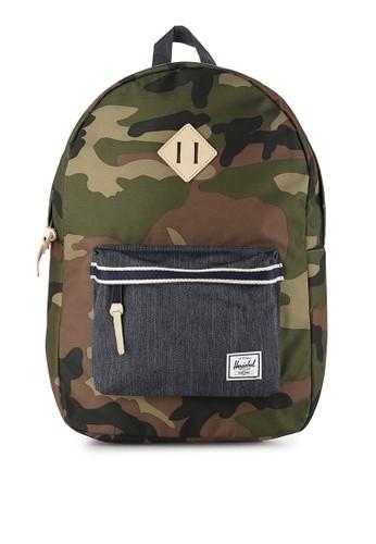 Herschel multi Heritage Backpack-Offset 31178ACBA6D178GS_1