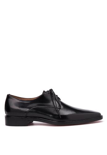 Bristol Shoes black Barion  Plain Toe Derby BR842SH00TJJPH_1