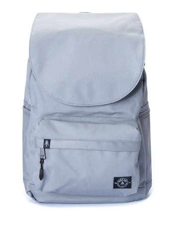 Parkland grey Rushmore Backpack PA067AC0ITWBPH_1