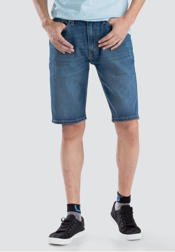 3977872b8985 Buy Levi's Levi's 505™ Regular Fit Shorts Online on ZALORA Singapore