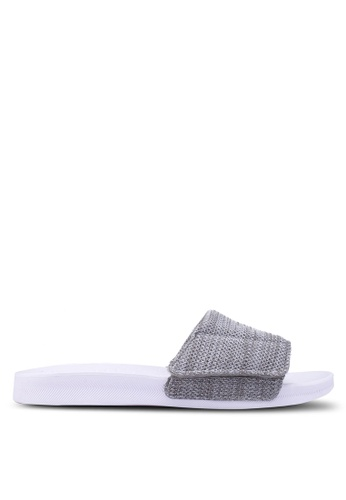ALDO grey Kaenawiel Sandals 07887SH529362DGS_1