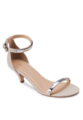 金飾露趾繞踝zalora 心得 ptt低跟鞋, 女鞋, 中跟