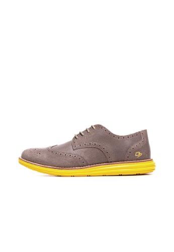 Oxfords運動牛津鞋,zalora 內衣 鞋, 休閒皮鞋