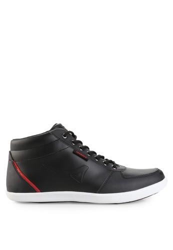 Ardiles black Men Lafuma Sneakers Shoes AR073SH0UM1TID_1