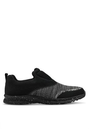 Brave Soul black Mesh Sneakers 044C9SH224F5E4GS_1