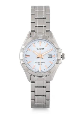 Casio silver Casio Women LTP-1308D-2AVDF Silver AC6AEACF8DF478GS_1