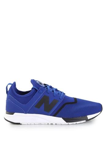 New Balance blue Lifestyle 247 Sport NE382SH0V7TSID_1