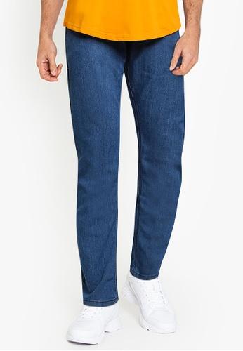 Fidelio blue Slim Fit Strechable Jeans F61B6AAA14E56AGS_1